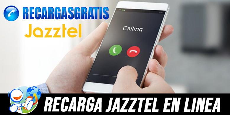 Recarga Jazztel Gratis