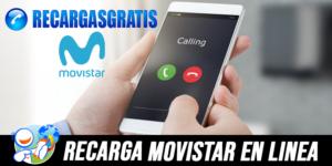 Recarga Movistar Gratis