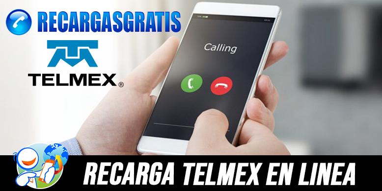 Recarga Telmex Gratis