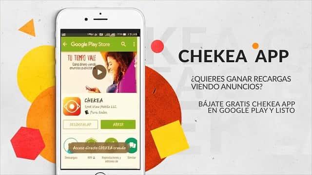 Chekea Web