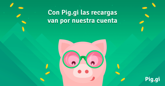 Recarga Pig.gi