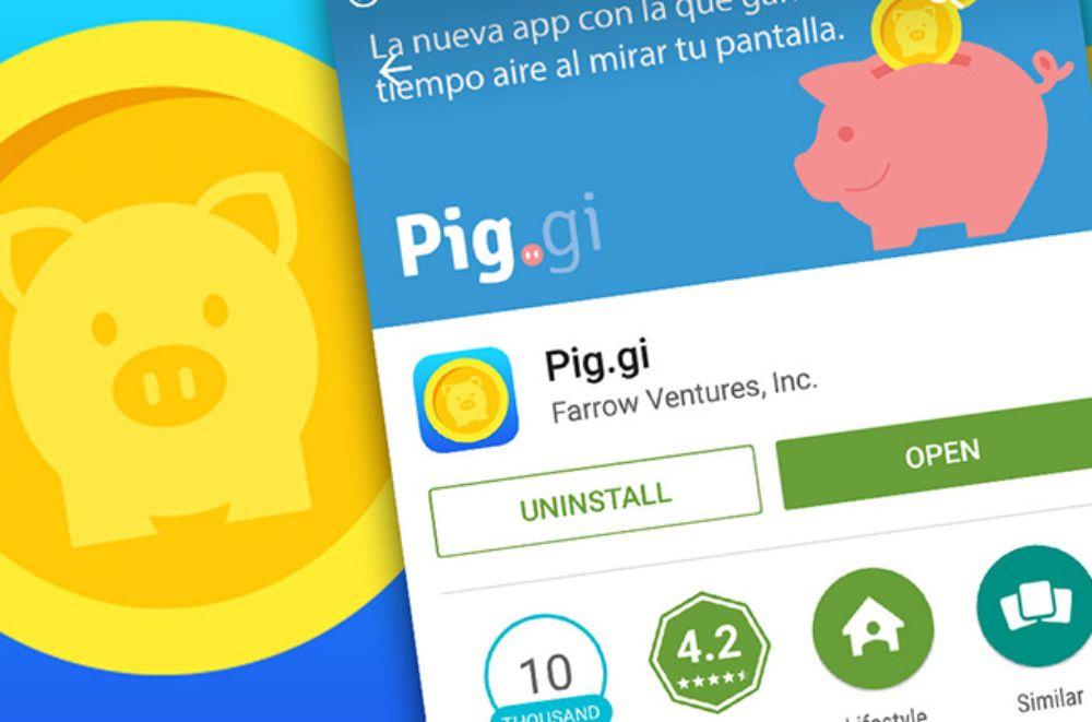 Recargar Pig.gi