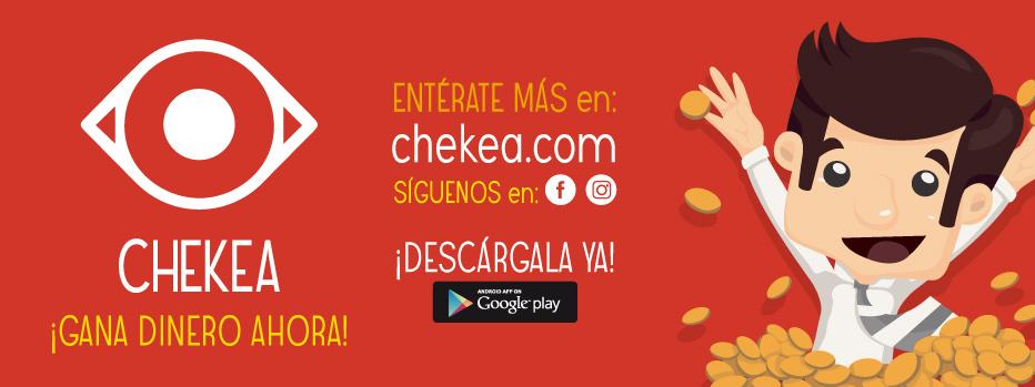 Recargar Chekea