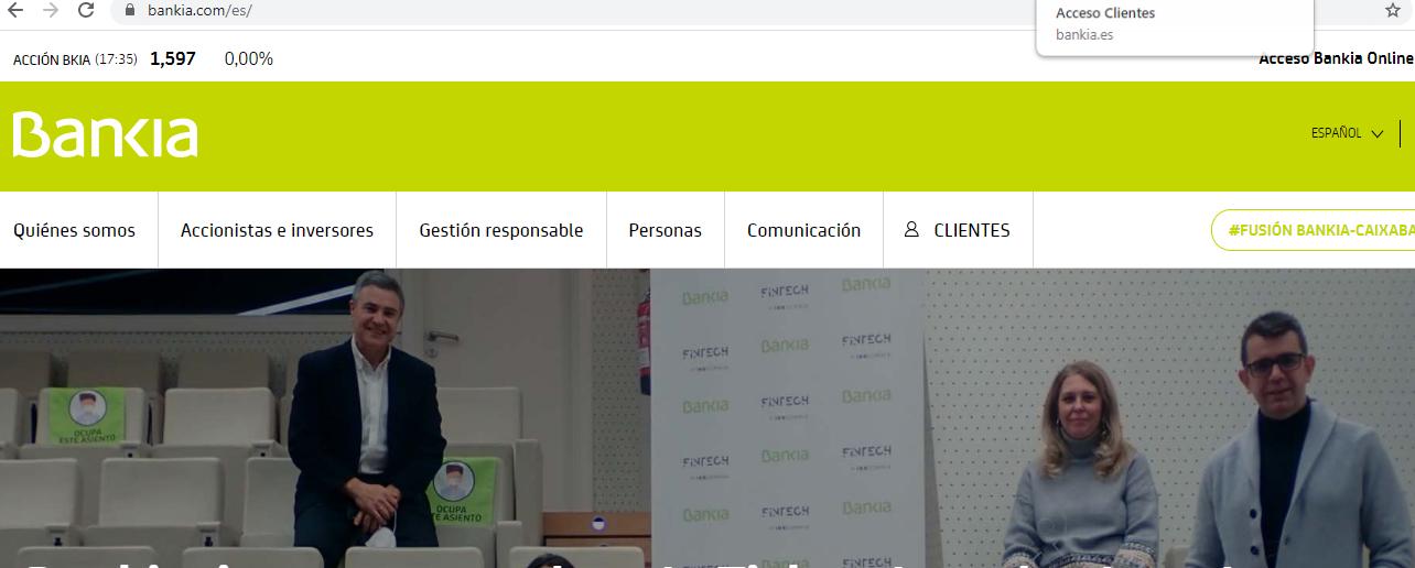 Recargar Bankia Gratis