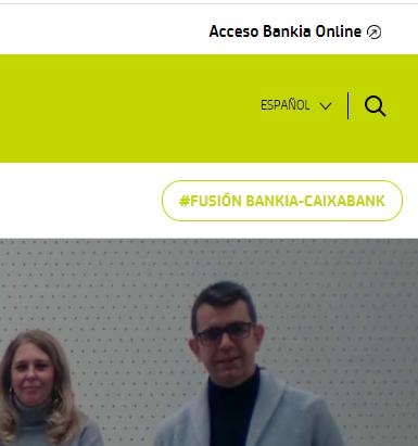 Recargar Bankia