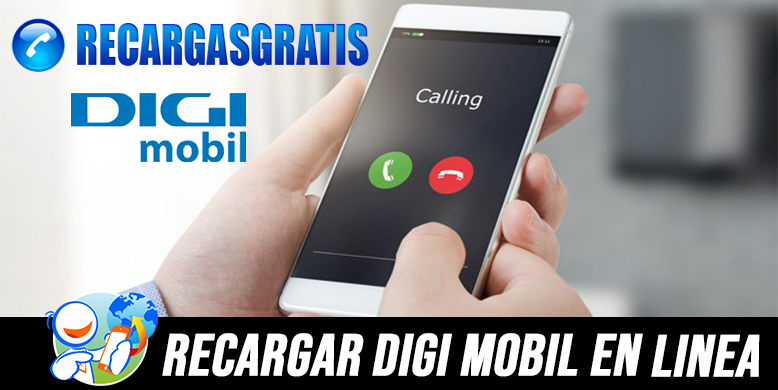 Recargar Digi Mobile