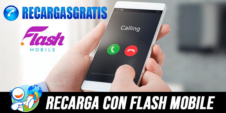 Recargar Flash Mobile 1