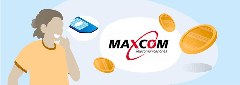 Recarga Maxcom