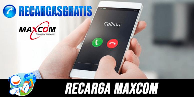 Recargar Maxcom