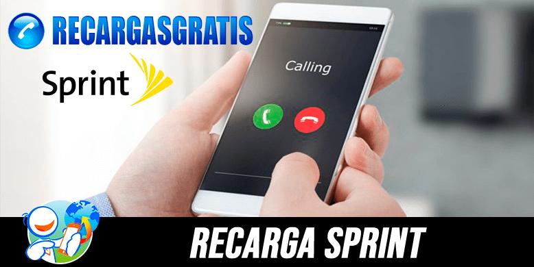 Recargar Sprint